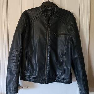 Jr's polyester jacket